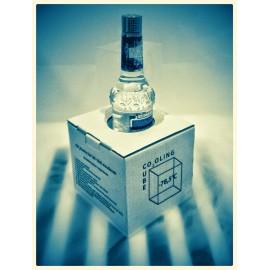CO2OLING CUBE — expresowe chłodzenie alkoholu