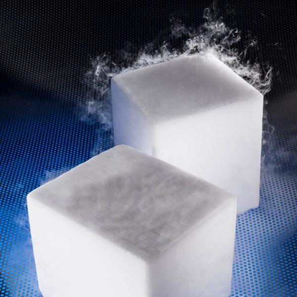 Bloki suchego lodu